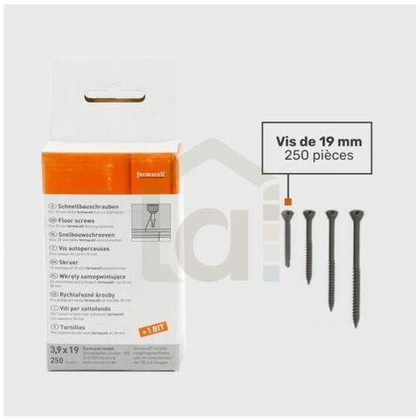 Vis autoperceuses pour plaques de sol fermacell Pack de 1000 | boîte(s) de 0 - Pack de 1000