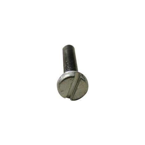 Vis cylindrique TOOLCRAFT 104187 200 pc(s) M3.5 20 mm tête cylindrique plat acier N/A Q71964
