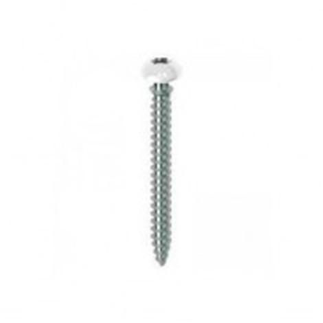 Vis menuiserie FRAMEX CLIP T25 6 x 70 mm LAQUE BLANC - Boite de 100 pcs - Diamwood VPLIC06070LB - -