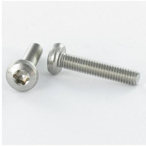 5x20 tête cylindrique vis DIN 912 Acier Inoxydable a2 10 pcs m3
