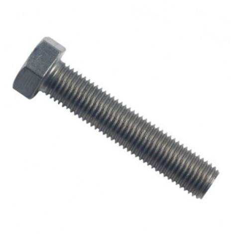 Vis métaux tête hexagonale F/Total 4 x 10 mm INOX A4 - Boite de 200 pcs - Diamwood VHT04010A4 - -