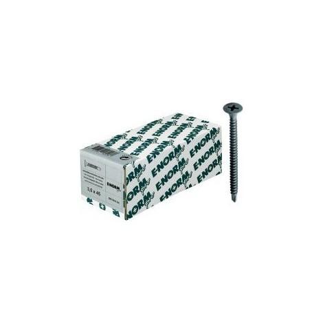 Vis placo foreuse. 3,5x 35 TSD, HP E-NORMpro (Par 1000)