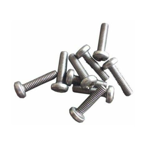 Vis seule 4X16 (Porcher NM) 10 pièces
