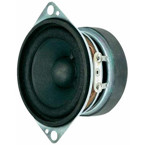 Visaton FRS 5 - 8 Ohm Round Fullrange Speaker 5cm
