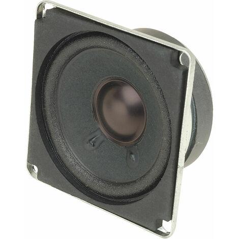 Visaton FRWS 5 - 4 Ohm Square Mini Speaker 5cm
