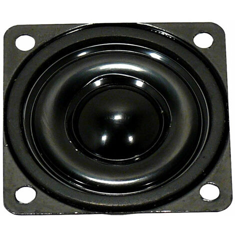 Visaton K 40 SQ - 8 Ohm Square Waterproof Mini Speaker 4cm