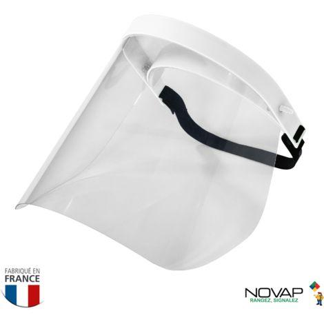 Visière de protection - Blanc - 6104032