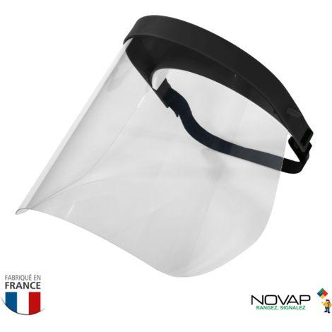 Visière de protection EN166 - Noir - 6104018