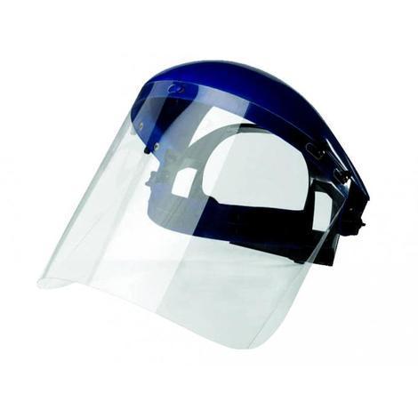 portwest pw96clr masque de protection de visage plus transparent