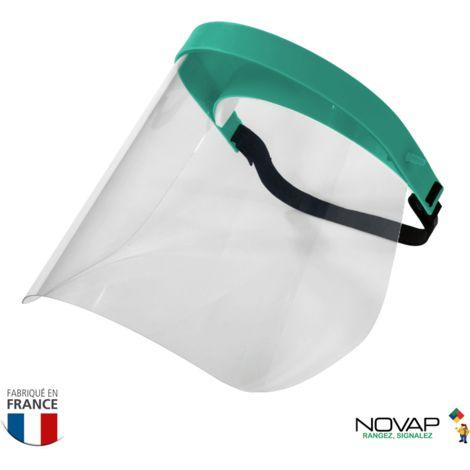 Visière de protection - Vert - 6104001