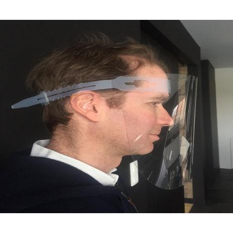 Visière faciale - Protection du visage - Manusweet - 06800220