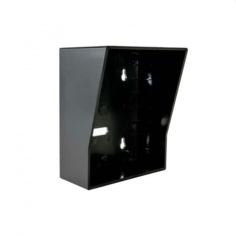 Visière noire pour platine de rue interphone UltraCOM 600 modèles SOLO