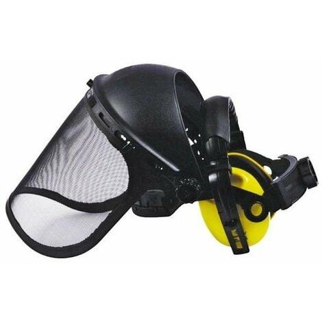 Visiere pour casque grille pour casque forestier