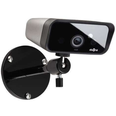 visio camera de surveillance exterieur hd connectee. Black Bedroom Furniture Sets. Home Design Ideas