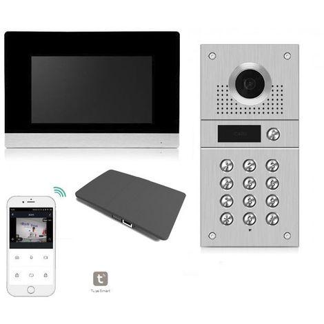 Visiophone code - RFID avec box IP