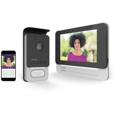 Visiophone connecté smartphone - Philips WelcomeEye Connect