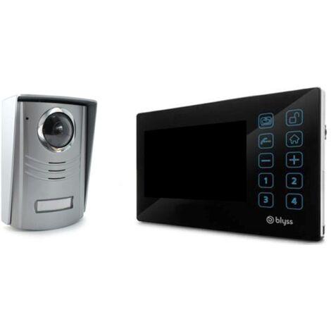 """main image of """"Visiophone Couleur Ecran Tactile 7 pouces Interphone Blyss 582892"""""""