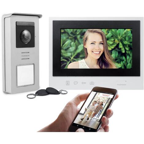 Visiophone filaire Connecté - Thomson Smart Connect -