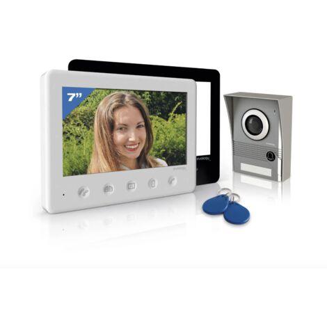Visiophone filaire EVOLOGY Grade A écran couleur LCD 7''