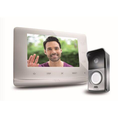 Visiophone V300 pour 1 à 2 logements - Somfy - {couleurs}