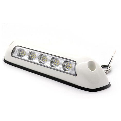 Vislone 12V RV Toldo LED luz del portico impermeable Motorhome Caravana interior Lamparas de pared Light Bar RV caravana
