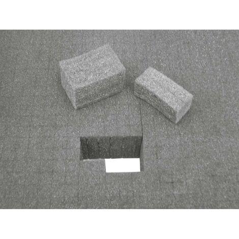 VISO MOUSSE Insert en mousse (L x l x h) 90 x 625 x 525 mm