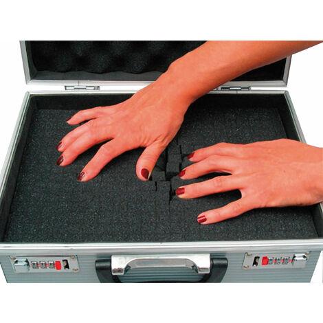 VISO STC 931 P Aluminium Case With Pre Cut Foam 455 x 330 x 150mm