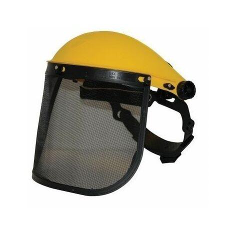 Visor de protección con malla SILVERLINE 140868