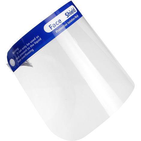 Visor de protección de seguridad desechable de 2 piezas Sasicare