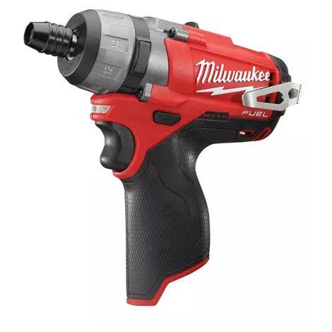 Visseuse 1/4 Hex MILWAUKEE M12 CD-0 sans chargeur ni batterie - 4933440450