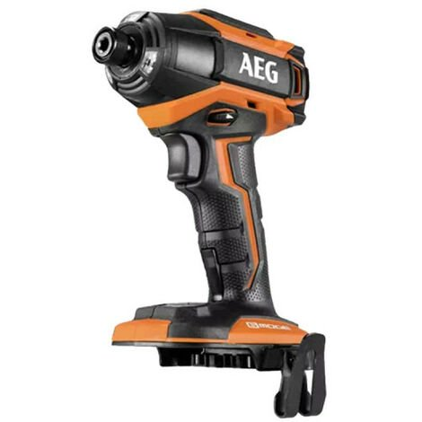 Visseuse à choc AEG 18V Brushless - Sans batterie ni chargeur BSS18B6-0