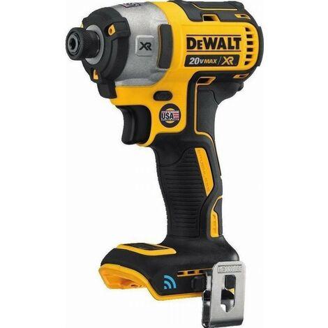 Visseuse à chocs DEWALT XR 18V Brushless ToolConnect - Sans batterie ni chargeur - DCF888NT