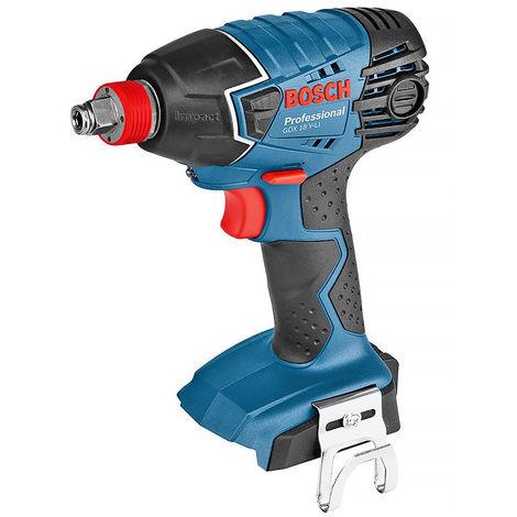 Visseuse à chocs GDX 18 V-Li Solo BOSCH - sans chargeur ni batterie - 06019B8101