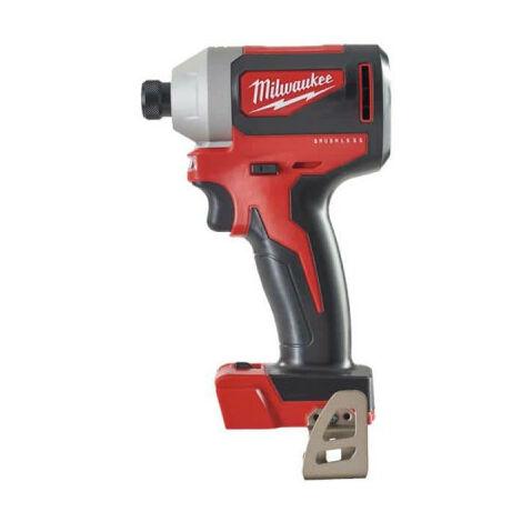 Visseuse à chocs MILWAUKEE Brushless M18 BLID2-0X - sans batterie ni chargeur - 4933464519