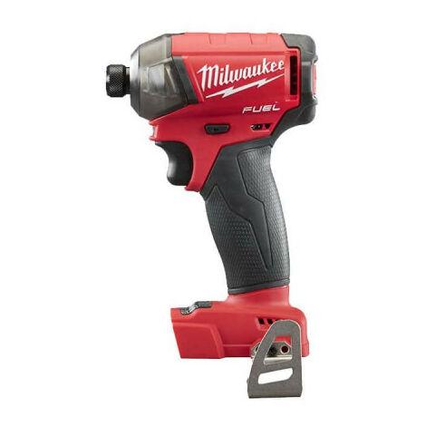 Visseuse à chocs MILWAUKEE M12 FUEL - SURGE -FQID-0 12 V - sans batterie ni chargeur 4933464972