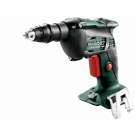 Visseuse METABO - SE 18V LTX 4000 Pick+Mix (sans batterie ni chargeur), coffret Metaloc - 620048840