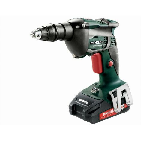 Visseuse METABO - SE 18V LTX 6000 2 x 2,0 Ah Li-Power, ASC 55, coffret - 620049500