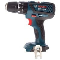 Visseuse perceuse BOSCH 18V li-ion GSB 18-2-LI Plus lithium sans batterie, 63Nm de couple