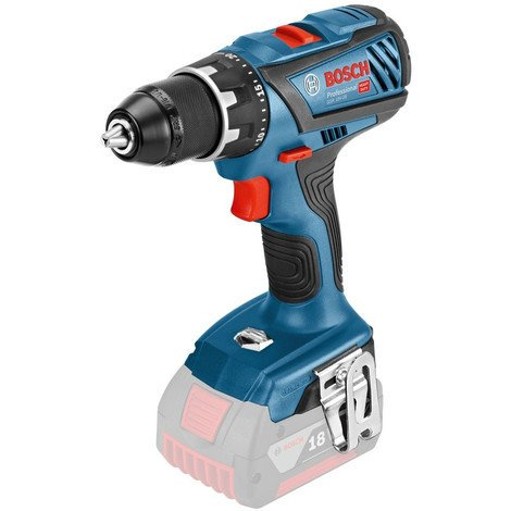 Visseuse perceuse BOSCH 18V li-ion GSR18V-28 lithium nue sans batterie