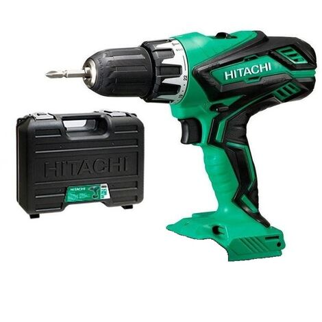 Visseuse perceuse HITACHI HIKOKI 18V li-ion DS18DJL nue sans batterie
