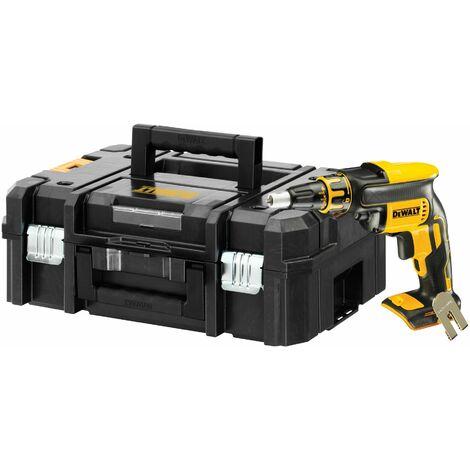 Visseuse Plaques de Plâtre - Brushless - 18 V - Sans Batterie - DEWALT, DCF620NT-XJ
