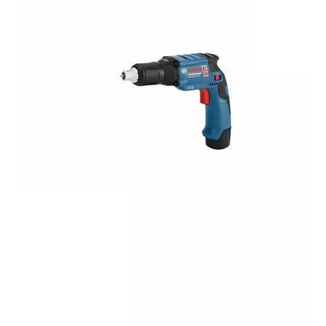 Visseuse plaquistes sans-fil GTB 12V-11 solo Click&Go, L-BOXX - Bosch