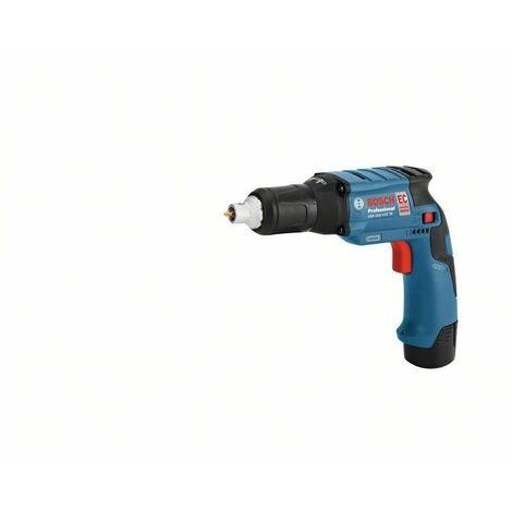Visseuse pour plaquiste BOSCH GTB 12V-11 - Sans batterie ni chargeur - 06019E4003