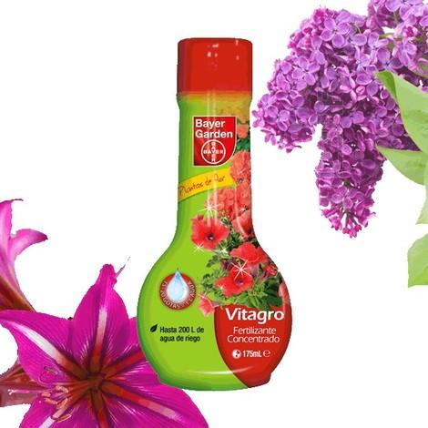 Vitagro Concentrado Plantas Flor Bayer 175 ml