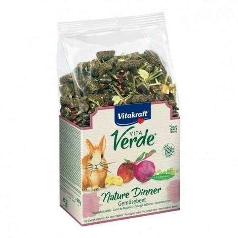 Vitakraft - Aliment Nature Dinner sans Céréales pour Lapin - 600g