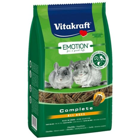Vitakraft Emotion Beauty Chinchilla 600 g