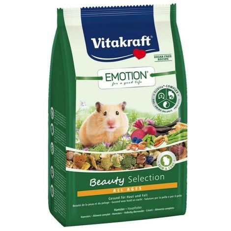 Vitakraft Emotion Beauty Hamster 600 g