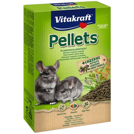 Vitakraft Pellets für Chinchillas - 1kg
