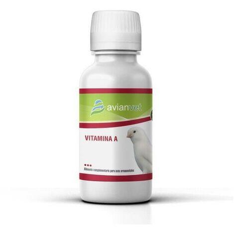 Vitamina A líquida AVIANVET 100 ml