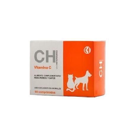 Vitamina C para Perros y Gatos 60 Comprimidos